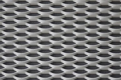 Hexagonal Decorative Expanded Metal Expanded Metal