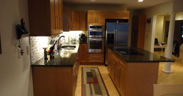 Modern Shaker Cabinets Lily Ann Cabinets User Submitted