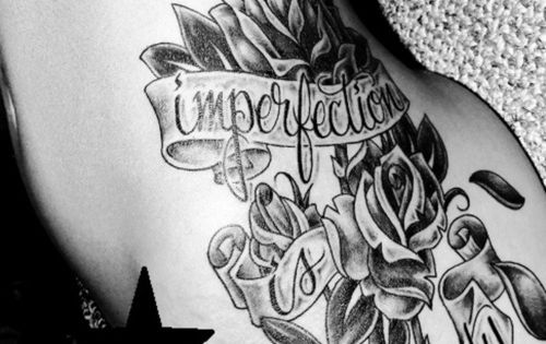 Imperfection Is Beauty I Love This Marilyn Monroe Quote Tattoos At Repinned Net