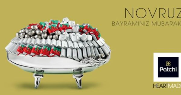 Novruzbayraminiz Mubarək Only Available In Patchi Azerbaijan Chocolate Gift Patchi First Day Of Spring Rejuvenation Festival