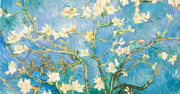 mandelbl te von vincent van gogh vincent van gogh pinterest van gogh and vans. Black Bedroom Furniture Sets. Home Design Ideas