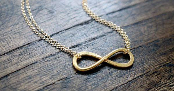 Infinity Necklace - Love You Forever