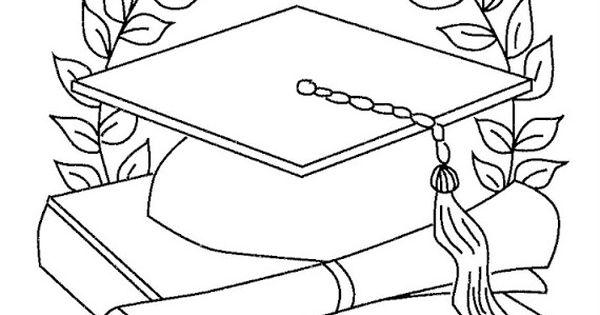 Gorro De Graduacion Caricatura