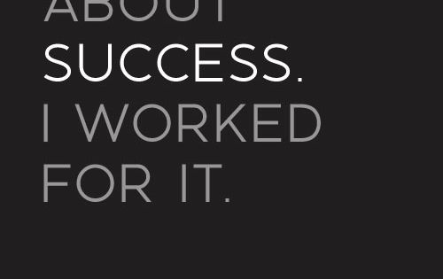 #success quotes dreams hard work