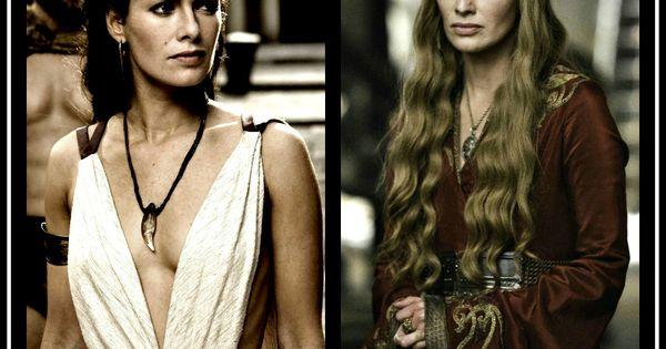 queen gorgo and cersei - photo #8