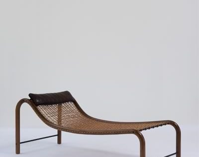 Daybeds William Emmerson Walnut Daybed 80 x 15 x 17H (med