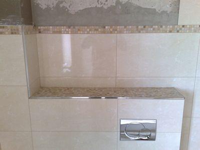 Bildergebnis Fur Bad Mosaik Bordure Badezimmer Badezimmer Fliesen Zimmer