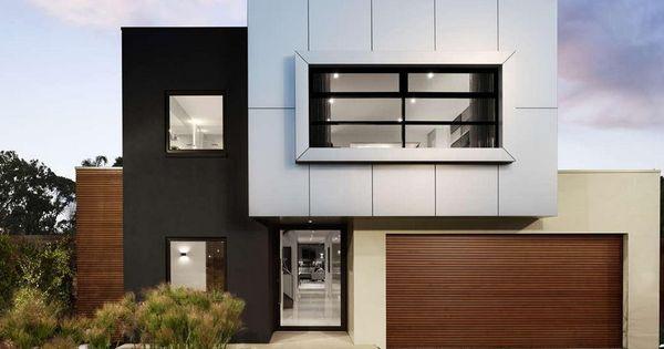 Fachada minimalista fachada estilo minimalista casas for Residencias estilo minimalista