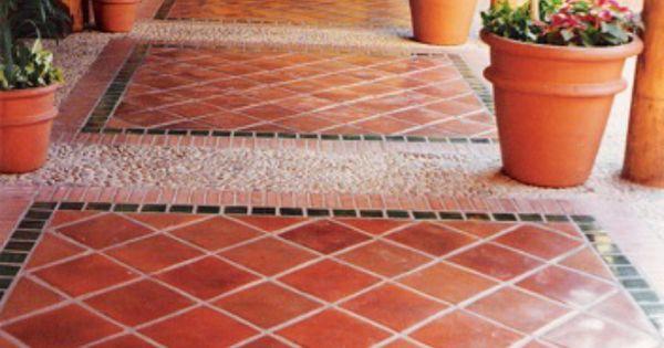 Pisos externos pisos para exteriores pinterest for Pisos para patios exteriores