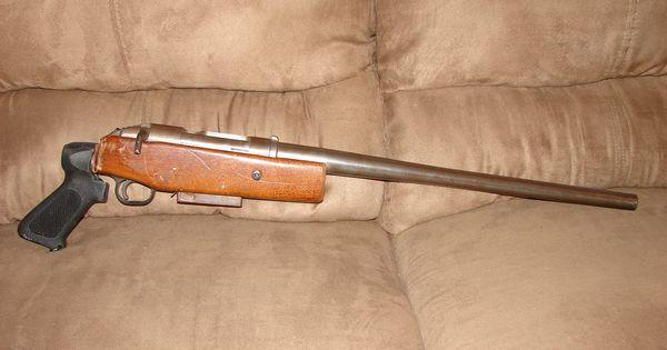 Mossberg 395T bolt action in 12 gauge | Bubba Gunsmith / F ...