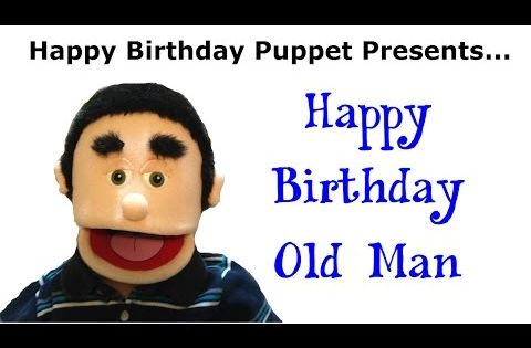Pin By Hanna Kropkowska On Happy Birthday: Funny Happy Birthday Old Man