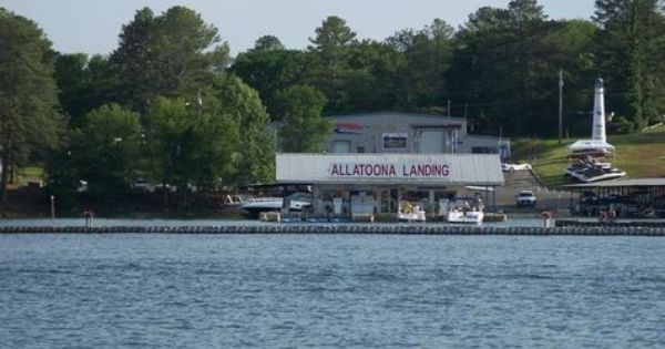 Allatoona Landing Marina Lake Allatoona Ga The Great Outdoors Places To Go Resort
