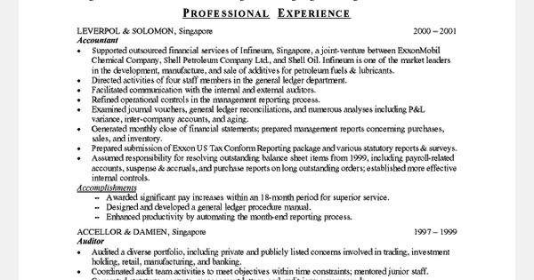 ... Professional, Cost Accountant, Accounting Manager