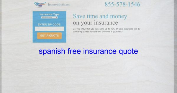 15 How Do You Say Life Insurance Quote In Spanish Gallery Life