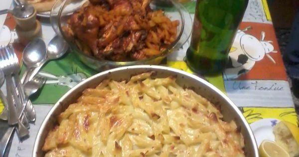 Cuisine haitienne ma 39 39 gratin e 39 39 de macaroni ce que j for Cuisine haitienne