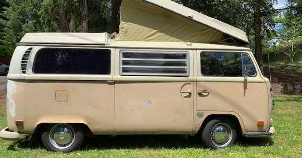 1971 Westfalia In Woodenville Wa Vw Bus Camper Bus Camper Vw Westfalia