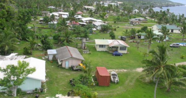 Cook Islands City Pictures