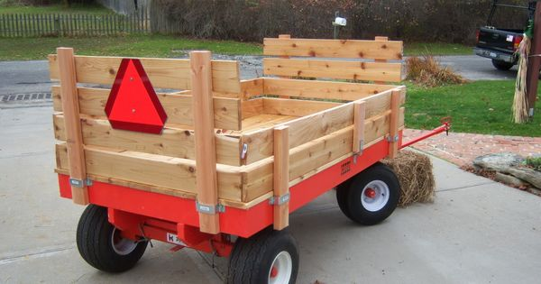 Pin By T Fuel On Wagons Pinterest Tractor Atv And Woodworking