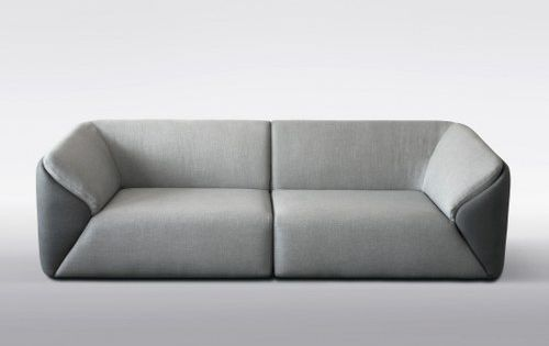 Slice Designed By Boneli Is A Beautifully Minimal Sofa That Was Launched At 100 Design In London Focuses On The Key Aspects Of Luxury