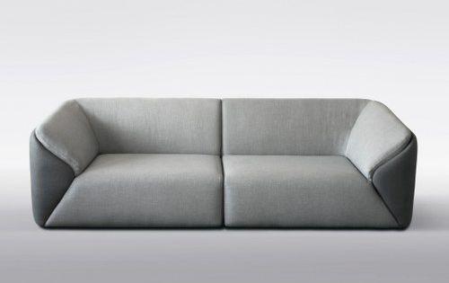 Slice Designed By Boneli Is A Beautifully Minimal Sofa