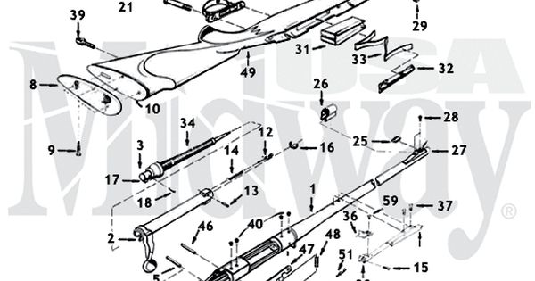 remington 700 schematic is here at