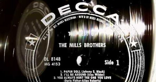 The Mills Brothers Till Then Youtube Songs To Sing 1940s