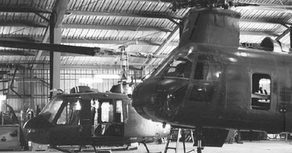 H Amp Ms 16 Hangar 1970 71 Marble Mountain Vietnam War Vietnam Usmc