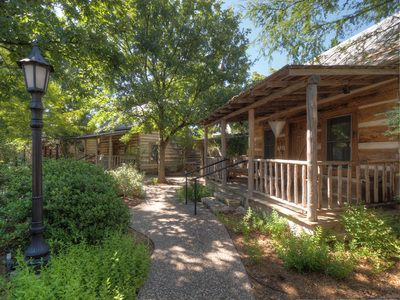 Fredericksburg Restaurant Hill Country Cabins Cotton Gin In 2020 Fredericksburg Restaurants Cabins In Texas Country Cabin