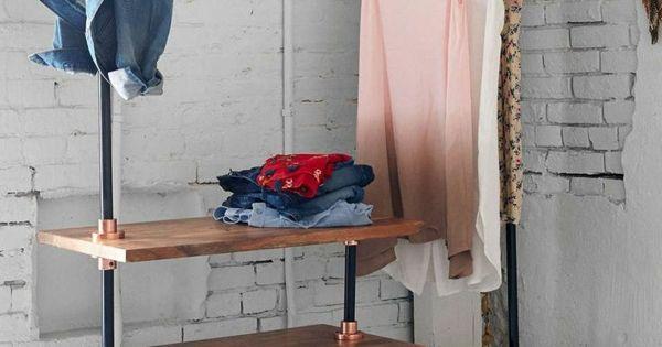 ankleidezimmer selber bauen bastelideen anleitung und bilder living pinterest. Black Bedroom Furniture Sets. Home Design Ideas