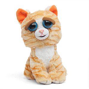Feisty Pets Evil Grins Thinkgeek Cat Plush Cat Plush Toy