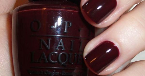 opi hollywood and wine nail polish