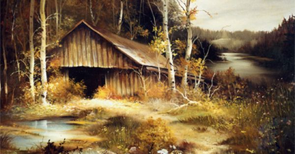 Gary Jenkins Art Gallery Beauty Of Oil Painting Pbs