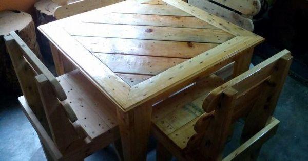 Table En Palette 44 Id Es D Couvrir Photos Palettes Tables En Palettes De Bois Et Enfants