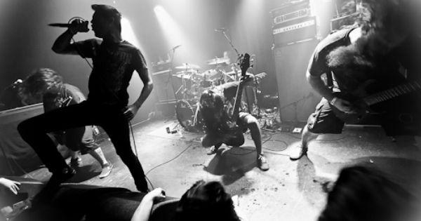 explore deathcore hardcore