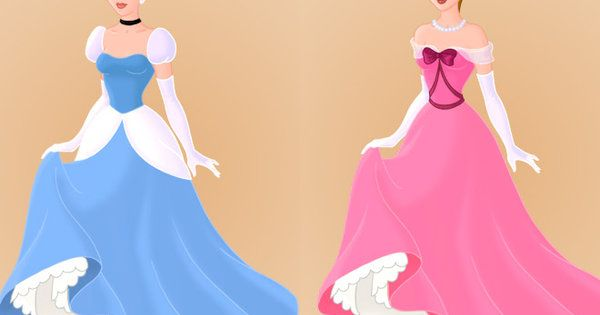 Disney Princesses And Their Moms.