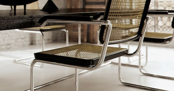always chapter 24 cesca chair designed by marcel breuer 1925 1929 had 4 chairs lost in. Black Bedroom Furniture Sets. Home Design Ideas