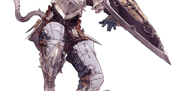 Miqo'te Male Gladiator from Final Fantasy XIV: A Realm ...