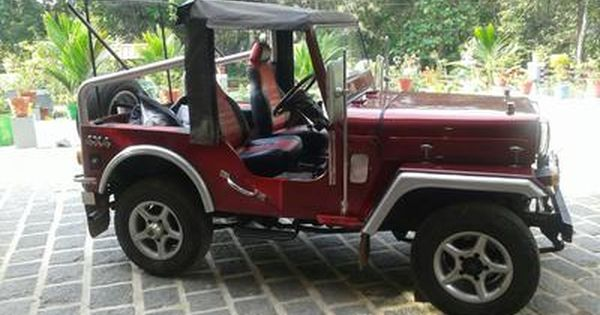 Sreejith A Mahindra Fan Jeep Cars Jeep Kerala