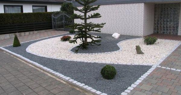 vorgarten gestalten pflegeleicht modern,vorgarten gestalten ...