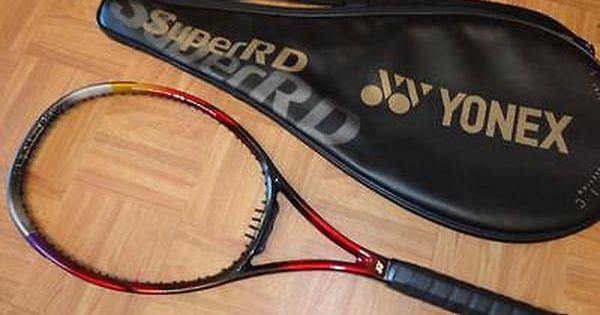 Yonex Super Rd Tour 90 Yonex Tennis Racquet Tennis Racquets