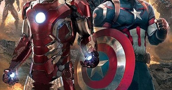 Avengers 2: Age of Ultron (Ultron first look) <-- He looks like