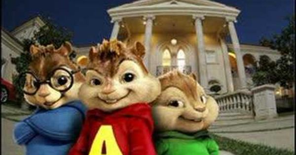 Alvin And The Chipmunks Because I Got High Alvin And The Chipmunks Chipmunks Christmas Song