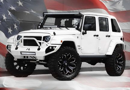 Jeep Customization Packages Dallas Tx Custom Jeep Atlanta Ga