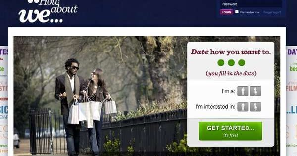 dating online howaboutwe couples