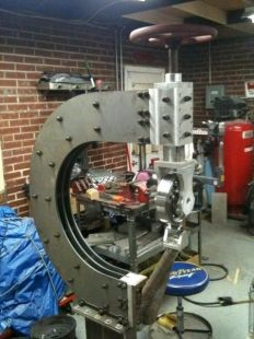 Homemade English Wheel English Wheel Metal Fabrication Tools Sheet Metal Tools
