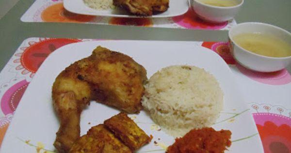 Pin Di Resepi Ayam Penyet