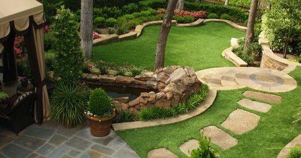 Dise os de patios y jardines minimalistas patio patios - Diseno de patios y jardines ...