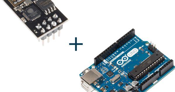 Program Esp8266 Esp 01 With Arduino Ide Arduino Arduino Projects Microcontrollers