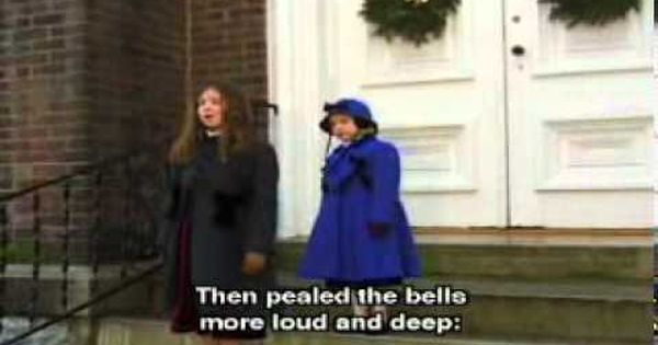 Cedarmont Kids I Heard The Bells On Christmas Day Cedarmont Kids Kids Music Videos Music For Kids