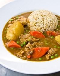 Gluten Free Japanese Curry I Love Me Some Japanese Curry Not A Fan Of Peas Or Meat But I Ll Swap Tho Curry Recipes Gluten Free Japanese Curry Japanese Curry